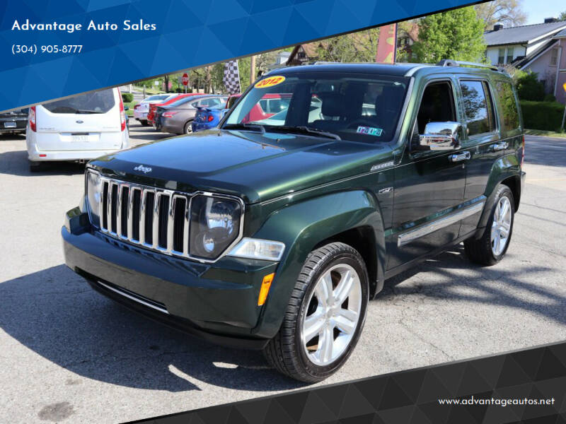 2012 Jeep Liberty for sale at Advantage Auto Sales in Wheeling WV