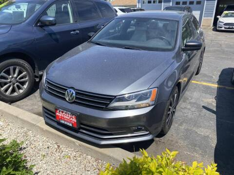 2015 Volkswagen Jetta for sale at CLASSIC MOTOR CARS in West Allis WI