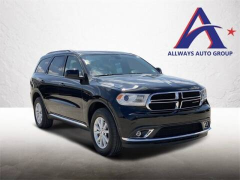2019 Dodge Durango for sale at ATASCOSA CHRYSLER DODGE JEEP RAM in Pleasanton TX