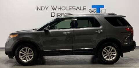 2015 Ford Explorer for sale at Indy Wholesale Direct in Carmel IN