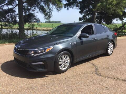2016 Kia Optima for sale at The Auto Toy Store in Robinsonville MS
