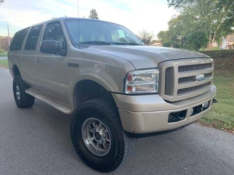 2005 Ford Excursion for sale at Trocci's Auto Sales in West Pittsburg PA