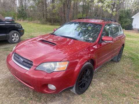 2005 Subaru Outback for sale at Southtown Auto Sales in Whiteville NC
