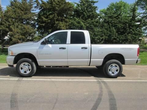 2004 Dodge Ram Pickup 2500 for sale at Joe's Motor Company in Hazard NE