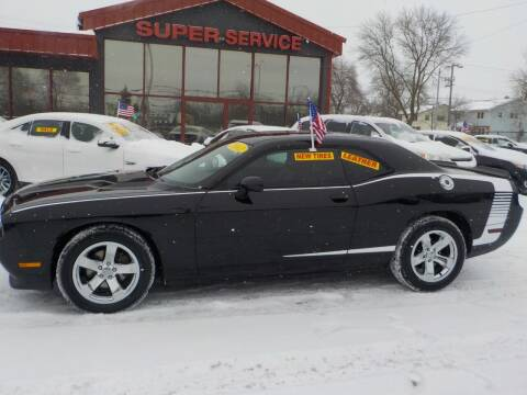 2012 Dodge Challenger for sale at Super Service Used Cars in Milwaukee WI