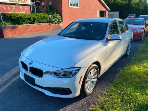 2017 BMW 3 Series for sale at R & R Motors in Queensbury NY