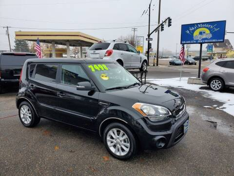 2013 Kia Soul for sale at J Sky Motors in Nampa ID