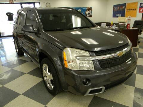 2008 Chevrolet Equinox for sale at Lindenwood Auto Center in Saint Louis MO