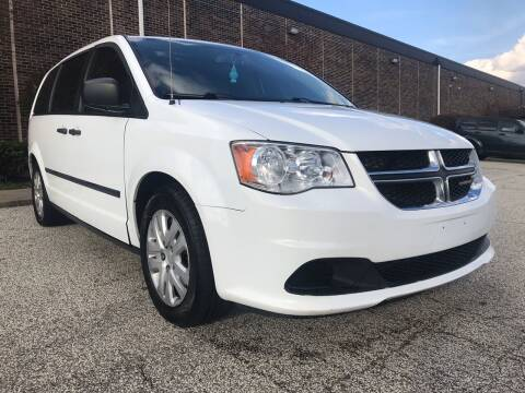 2015 Dodge Grand Caravan for sale at Classic Motor Group in Cleveland OH