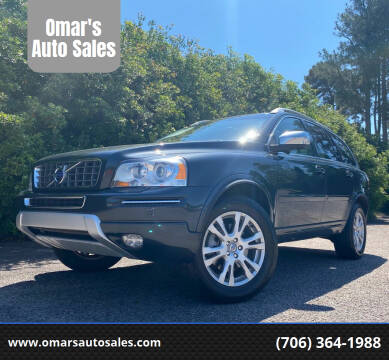 2013 Volvo XC90 for sale at Omar's Auto Sales in Martinez GA