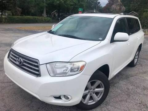 2010 Toyota Highlander for sale at Consumer Auto Credit in Tampa FL