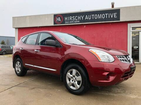 2013 Nissan Rogue for sale at Hirschy Automotive in Fort Wayne IN