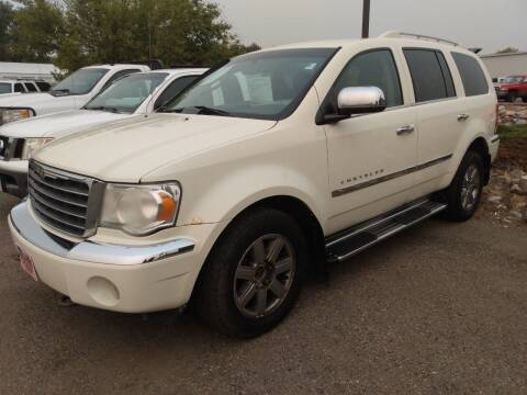 2008 Chrysler Aspen for sale at L & J Motors in Mandan ND