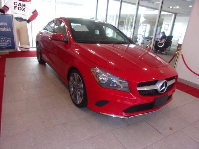 2018 Mercedes-Benz CLA for sale in Charlotte, NC