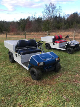 2009 Club Car Carry All 2 for sale at Mathews Turf Equipment in Hickory NC