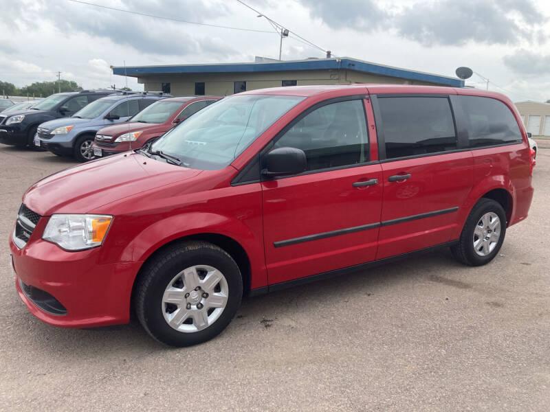2013 RAM C/V for sale at Dakota Auto Inc. in Dakota City NE