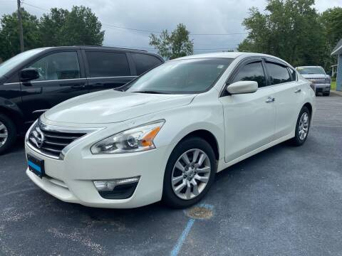 2015 Nissan Altima for sale at Erie Shores Car Connection in Ashtabula OH