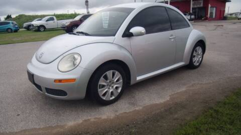 2008 Volkswagen New Beetle for sale at 6 D's Auto Sales MANNFORD in Mannford OK