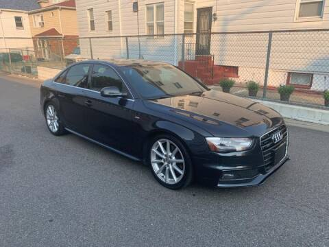 2014 Audi A4 for sale at Sylhet Motors in Jamaica NY