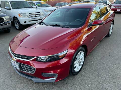 2018 Chevrolet Malibu for sale at C. H. Auto Sales in Citrus Heights CA