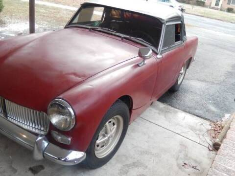 1962 Austin-Healey Sprite for sale at Haggle Me Classics in Hobart IN