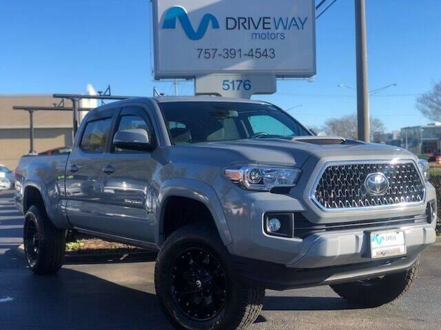 2019 Toyota Tacoma for sale at Driveway Motors in Virginia Beach VA