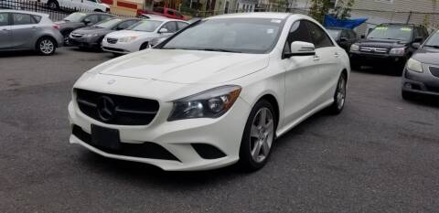 2015 Mercedes-Benz CLA for sale at Motor City in Roxbury MA
