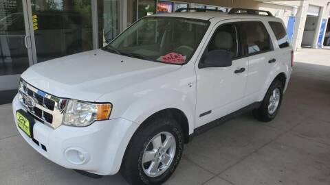 2008 Ford Escape for sale at City Auto Sales in La Crosse WI