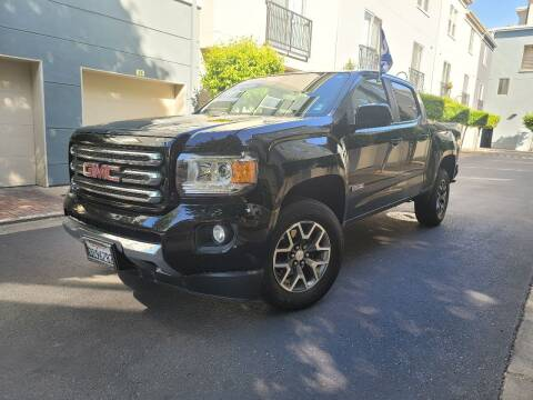 2016 GMC Canyon for sale at Bay Auto Exchange in San Jose CA