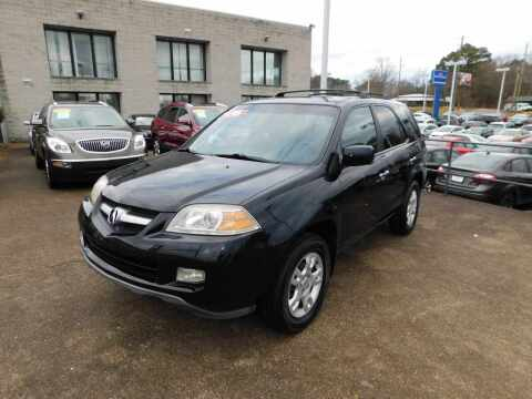 2006 Acura MDX for sale at Paniagua Auto Mall in Dalton GA