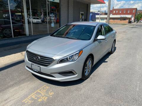 2017 Hyundai Sonata for sale at Midtown Autoworld LLC in Herkimer NY