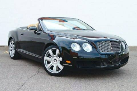 2007 Bentley Continental for sale at NJ Enterprises in Indianapolis IN