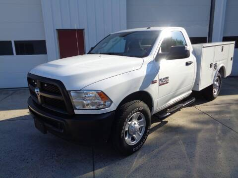 2018 RAM Ram Pickup 2500 for sale at Lewin Yount Auto Sales in Winchester VA