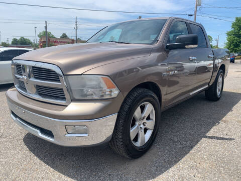 2009 Dodge Ram Pickup 1500 for sale at Safeway Auto Sales in Horn Lake MS