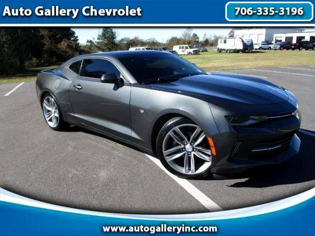 2018 Chevrolet Camaro for sale at Auto Gallery Chevrolet in Commerce GA