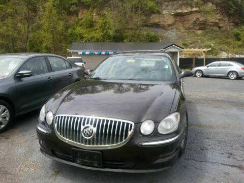 2008 Buick LaCrosse for sale at Riverside Auto Sales in Saint Albans WV