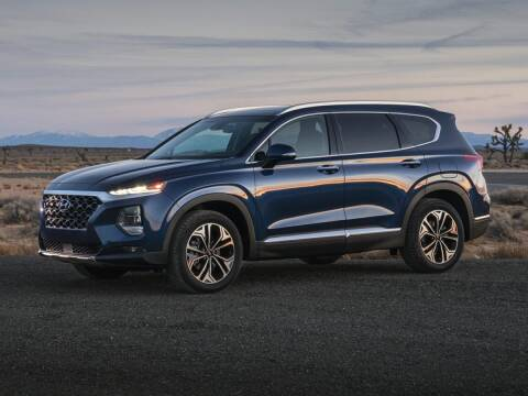 2019 Hyundai Santa Fe for sale at Sundance Chevrolet in Grand Ledge MI
