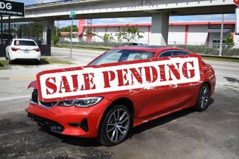 2020 BMW 3 Series for sale at STS Automotive - Miami, FL in Miami FL