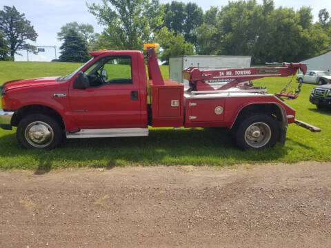 1999 Ford F-550 for sale at ROB'S AUTO SALES in Ridgeway IA
