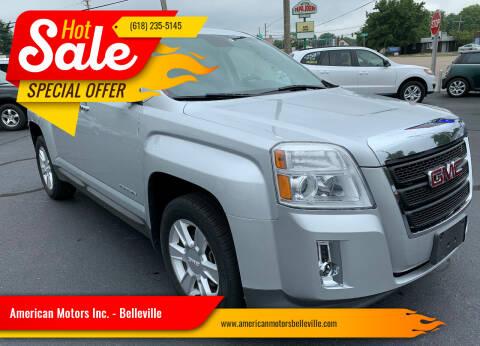 2012 GMC Terrain for sale at American Motors Inc. - Belleville in Belleville IL