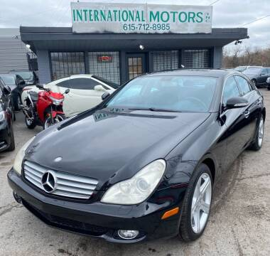 2007 Mercedes-Benz CLS for sale at International Motors Inc. in Nashville TN