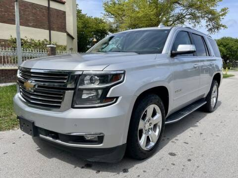 2015 Chevrolet Tahoe for sale at Imperial Capital Cars Inc in Miramar FL