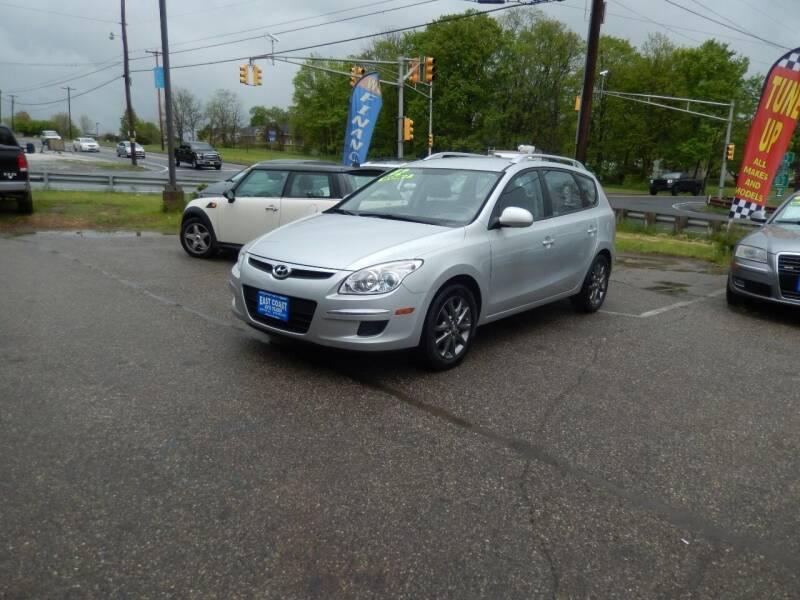 2012 Hyundai Elantra Touring for sale at East Coast Auto Trader in Wantage NJ