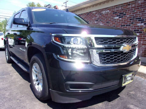 2016 Chevrolet Suburban for sale at Certified Motorcars LLC in Franklin NH