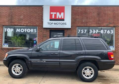1999 Jeep Grand Cherokee for sale at Top Motors LLC in Portsmouth VA
