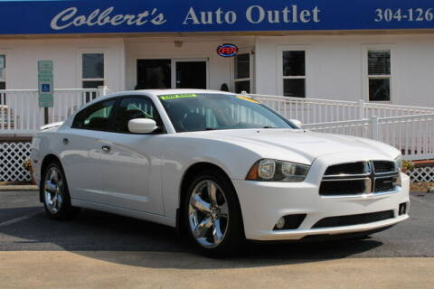 2012 Dodge Charger for sale at Colbert's Auto Outlet in Hickory NC