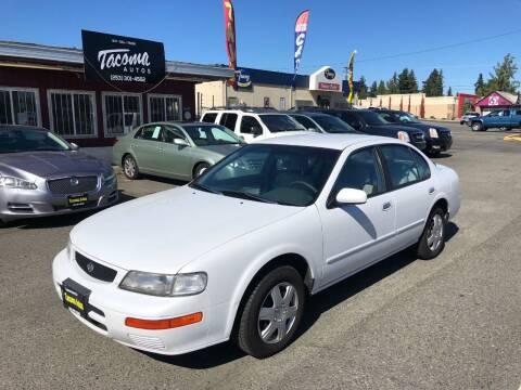 1996 Nissan Maxima for sale at Tacoma Autos LLC in Tacoma WA