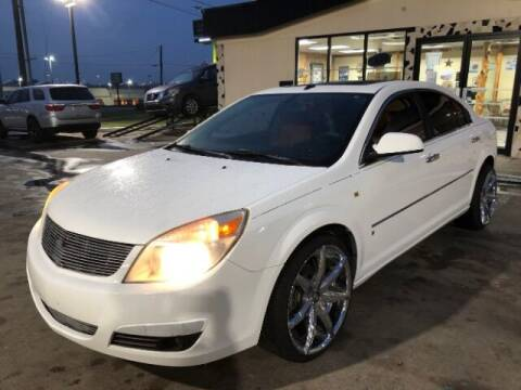 2007 Saturn Aura for sale at Auto Limits in Irving TX