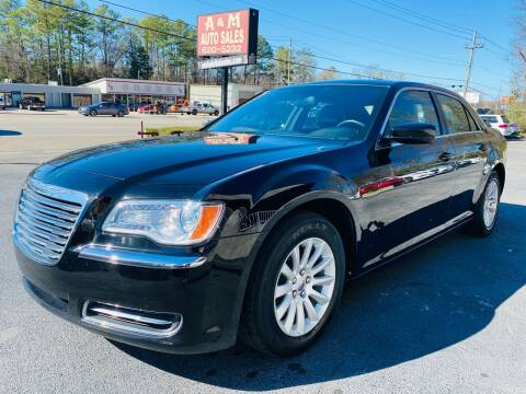 2014 Chrysler 300 for sale at A & M Auto Sales, Inc in Alabaster AL