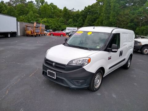 2017 RAM ProMaster City Cargo for sale at James River Motorsports Inc. in Chester VA